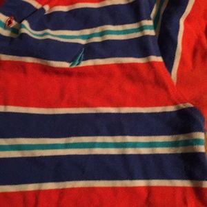 Nautica collar shirt